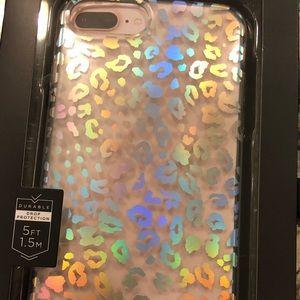 Hologram iPhone 8plus phone case